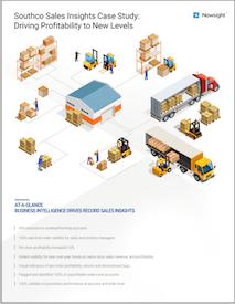 Warehouse BI Case Study Southco Nowsight